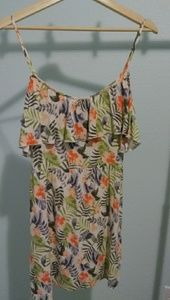 Hollister tropical sundress